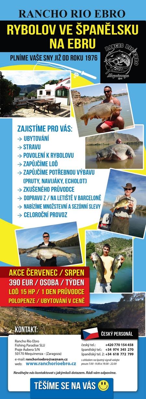Rybolov na Ebru